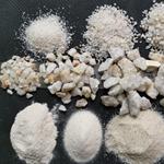 贵州环保石英砂厂_石英砂厂家销售_贵州荣顺优质滤料。
