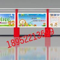 河南安阳医院不锈钢宣传栏-安阳宣传栏价格
