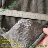 不锈钢纤维针织布-(深圳市华力达不锈钢纤维有限公司)专业生产