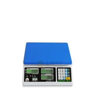 不锈钢防水电子计重计数桌秤 计数打印报警桌秤