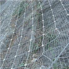 sns柔性邊坡防護網安裝   云南rx075被動防護網