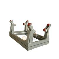 1-2吨不锈钢钢瓶秤 带PLC控制型号开关量输出电子秤