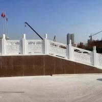 大理石栏杆产地货源-供应全国大理石护栏预制安装
