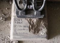 高铁加固系统无砟轨道伤损掉块修补材料