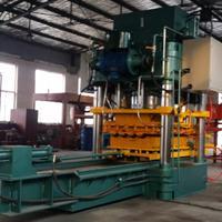 GYW-8型彩色水泥瓦机生产线