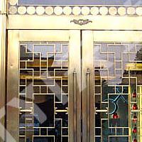 蘭州銅門質量保證、甘肅別墅銅門價格優惠
