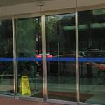 爱联电动玻璃门钢化玻璃不易碎价格实惠