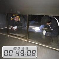 供应西安周边城市厨房排油烟管道清洗公司