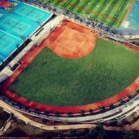 全部网联ITF认证红土棒球牛棚训练红土保湿红土