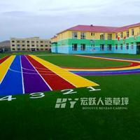 幼儿园仿真草坪每平方米多少钱_塑料草坪 全国大量出售