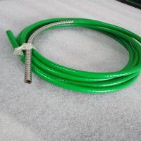 小口径不锈钢穿线软管 激光器用抗拉抗压护线管