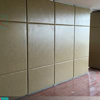 办公室电动隔断厂家活动款可做软包