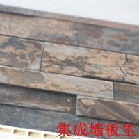 鎮江竹纖維護墻板工廠直銷歐式裝修400平縫護墻板