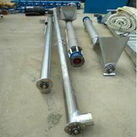 不锈钢螺旋提升机批量定制价格 管式螺旋上料机选择yy8