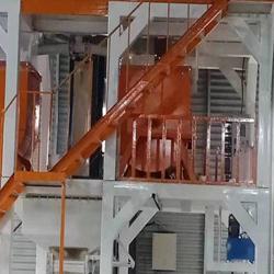 ?模箱压制型水泥基匀质板切割锯 切割机全套设备