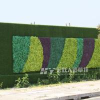 乌兰察布绿色人造草坪围挡_施工常用仿真草坪_假草坪采购