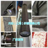 不锈钢金属纤维布,燃烧器用耐高温阻燃铁�t铝机织布 高温金属布