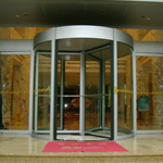 兰州口碑好的品牌手动旋转门专业设计订制安装