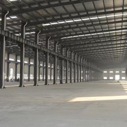 高频焊接H型钢作建筑工程檩条应用的分析