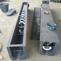 倾斜刮板输送机批发 铸石板刮板输送机  y8