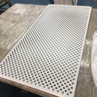 600x1200铝扣板 60X120铝扣板 吸音铝扣板