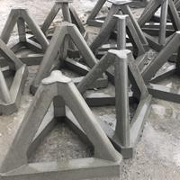 水泥预制空心透水框架模具