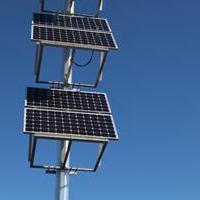 长春太阳能无线监控系统风光互补4G监控系统
