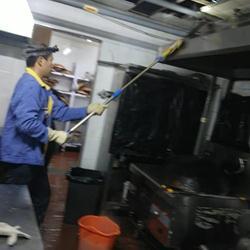 西安博顺正规油烟机清洗公司