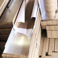铝单板贴真木皮 铝板贴pvc膜 厂家定制