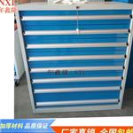 福建工具柜厂家价格底 移动工具柜中型工具柜车单导轨