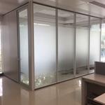 佛山厂家专业生产加工100款内钢外铝玻璃隔断铝型材