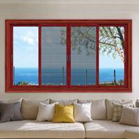一线门窗品牌/铝合金门窗/7791/安全