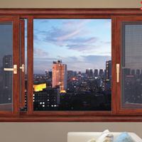 十大门窗品牌/铝合金门窗/7571/断桥