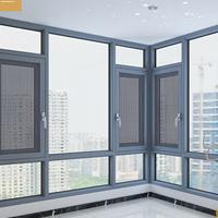 十大门窗品牌/铝合金门窗/9100/节能