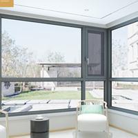 一线门窗品牌/铝合金门窗/9113/安全
