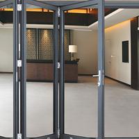 十大门窗品牌/铝合金门窗/6065/折叠门