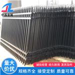 阜宁护栏厂家讲解时代的进步锌钢围墙护栏