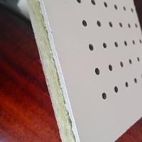 穿孔复合吸声板     吸音板