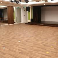 供应PVC复合卷材地板 PVC卷材地板 地板胶