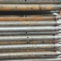 厂家供应超前小导管 隧道用超前小导管 超前小导管索尖机