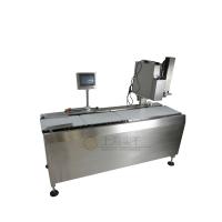 自动称重高速贴标机 定制流水线自动贴标机