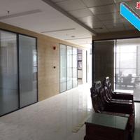 办公室高隔断-铝合金高隔断-玻璃高隔断-厂家