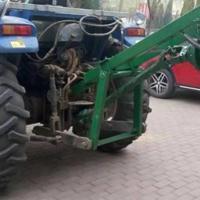 旋转式挖坑机拖拉机配挖坑机价格汽油挖坑机y8