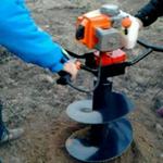 野外汽油挖坑机参数多用途手提式挖坑机规格y8
