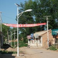 10米70W大功率太阳能路灯 太阳能庭院路灯批发