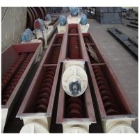 U型螺旋输送机自动上料螺旋机垂直螺旋上料机滚筒式螺旋输送机b1