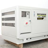 供应20KW静音车用发电机