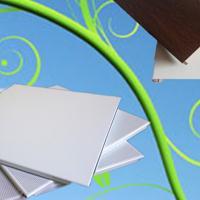 木纹铝条扣厂家定制,条扣天花吊,C150铝条扣板
