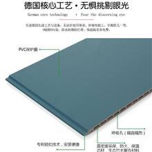 酒店木饰面背景墙_100x10mm平面板_塑木墙板