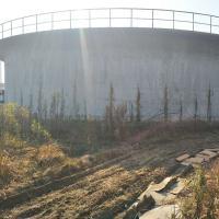 污水处理池交接缝渗漏水补漏处理